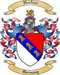 Haefner Family Coat of Arms from Germany2