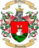 Haffener Family Crest from Germany