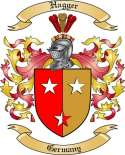 Hagger Family Coat of Arms from Germany