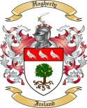 Hagherty Family Coat of Arms from Ireland