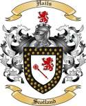 Hails Family Crest from Scotland