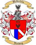 Halterlein Family Crest from Norway