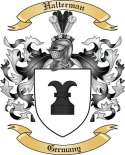 Halterman Family Crest from Germany2