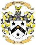Hammond Family Crest from Ireland