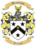 Hammons Family Crest from Ireland