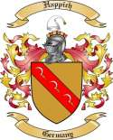 Happich Family Crest from Germany