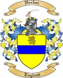 Harbor Family Coat of Arms from England2