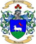 Harmond Family Crest from Germany