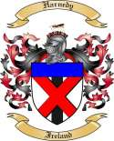Harnedy Family Coat of Arms from Ireland2