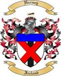 Harney Family Crest from Ireland2