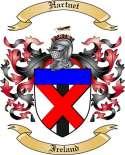 Hartnet Family Crest from Ireland2