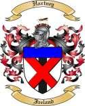 Hartney Family Crest from Ireland2