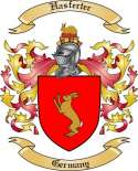 Hasferter Family Crest from Germany