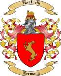 Hasforth Family Crest from Germany