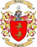 Hatcher Family Crest from England2