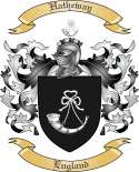 Hatheway Family Crest from England