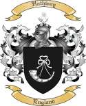 Hathway Family Coat of Arms from England2