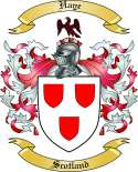 Haye Family Crest from Scotland