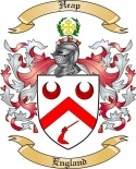 Heap Family Coat of Arms from England2