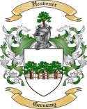 Heavener Family Coat of Arms from Germany