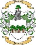 Heavner Family Crest from Germany
