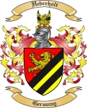 Heberholt Family Crest from Germany