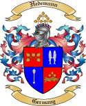 Hedemann Family Crest from Germany
