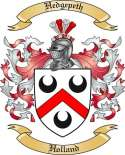 Hedgepeth Family Coat of Arms from Holland
