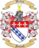 Heelan Family Coat of Arms from Ireland