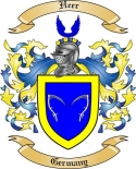 Heer Family Crest from Germany2