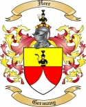 Heer Family Crest from Germany