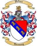 Hefner Family Crest from Germany2