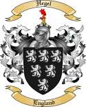 Hegel Family Crest from England