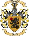 Ibacache Family Coat of Arms from Spain