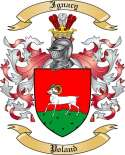 Ignacy Family Coat of Arms from Poland