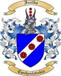 Inatko Family Crest from Czechoslovakia