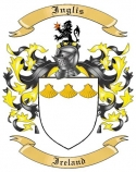 Inglis Family Crest from Ireland