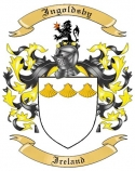 Ingoldsby Family Coat of Arms from Ireland