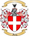 Itlay Family Coat of Arms from Italy