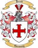 Jacob Family Crest from Germany2