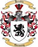 Jacobie Family Coat of Arms from Germany