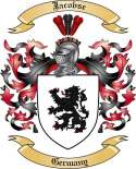 Jacobse Family Crest from Germany