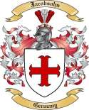 Jacobsohn Family Coat of Arms from Germany2
