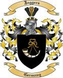 Jaggers Family Crest from Germany (2)