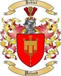 Jakiel Family Coat of Arms from Poland