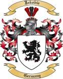 Jakobie Family Crest from Germany