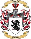 Jakobs Family Crest from Germany