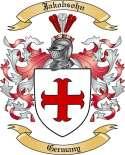 Jakobsohn Family Coat of Arms from Germany2