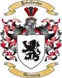 Jakobsohn Family Coat of Arms from Germany