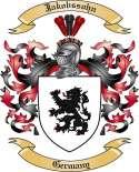 Jakobssohn Family Crest from Germany